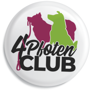 4Pfoten-Club-Button
